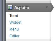 Pannello-wordpress