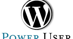 Wordpress-LogoPowerUser